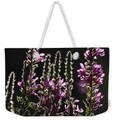 Purple Wild Flowers - 2 Weekender Tote Bag