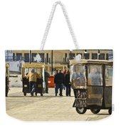 Pushing The Cart Again In Margaritaville Weekender Tote Bag