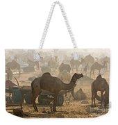Pushkar Camel Fair - India Weekender Tote Bag