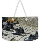 Puss And Boots Weekender Tote Bag