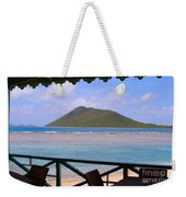 Pussers Marina Cay Weekender Tote Bag