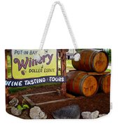 Put In Bay Weekender Tote Bag by Frozen in Time Fine Art Photography