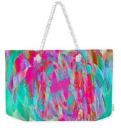 Putting The Pieces Together Weekender Tote Bag