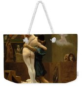 Pygmalion And Galatea Weekender Tote Bag