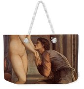 Pygmalion And The Image Iv Weekender Tote Bag