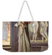 Pygmalion And The Image - The Heart Desires Weekender Tote Bag