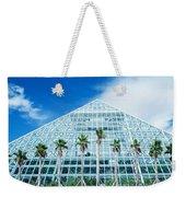 Pyramid, Moody Gardens, Galveston Weekender Tote Bag