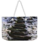 Pyramid Of Rocks Weekender Tote Bag