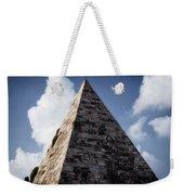 Pyramid Of Rome II Weekender Tote Bag