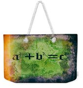 Pythagorean Theorem Weekender Tote Bag