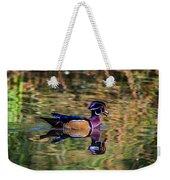 Quack Weekender Tote Bag