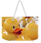 Quackers Weekender Tote Bag