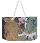 Quadrille At The Moulin Rouge, 1892 Weekender Tote Bag