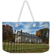 Quaker Meeting House - Warrington Weekender Tote Bag