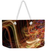 Quantum Bypass Surgery Weekender Tote Bag