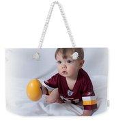 Quarterback Weekender Tote Bag