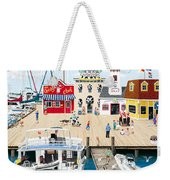 Quartet At The Quay Weekender Tote Bag