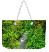 Quartz Creek Weekender Tote Bag