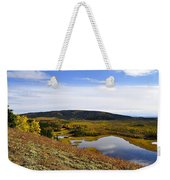 Quartz Lake Recreation Area Weekender Tote Bag