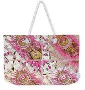Quatro Floral - 22a Weekender Tote Bag