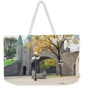 Bridge - Quebec Canada Weekender Tote Bag