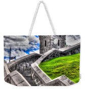 Quebec City Fortress Gates Weekender Tote Bag