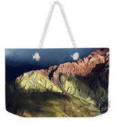 Quebrada De Humahuaca Argentina 3 Weekender Tote Bag