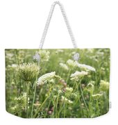 Queen And Clover Weekender Tote Bag