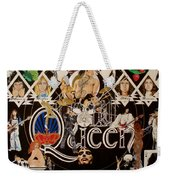 Queen - Black Queen White Queen Weekender Tote Bag