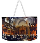 Queen Caroline Trial, 1820 Weekender Tote Bag