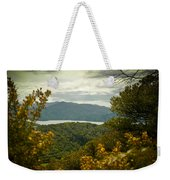 Queen Charlotte Sound Weekender Tote Bag
