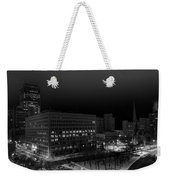 Queen City Winter Wonderland After The Storm Series 0020a Weekender Tote Bag