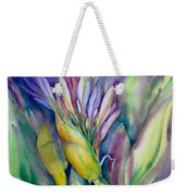 Queen Emma's Lily Blossom Weekender Tote Bag
