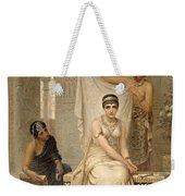 Queen Esther Weekender Tote Bag
