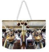 Queen Mary Bridge Weekender Tote Bag