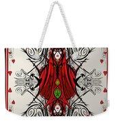 Queen Of Arts Weekender Tote Bag
