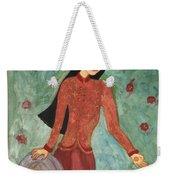Queen Of Pentacles Weekender Tote Bag