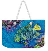 Queen Of The Sea Weekender Tote Bag