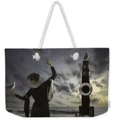 Queen Of The Seagulls Weekender Tote Bag