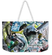 Queen Of The Underground Weekender Tote Bag