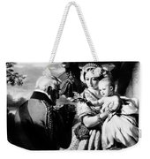 Queen Victoria & Son Weekender Tote Bag