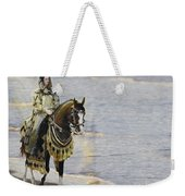 Queens War Horse Weekender Tote Bag
