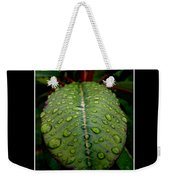 Quenched 2 Weekender Tote Bag