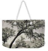 Quercus Suber Retro Weekender Tote Bag