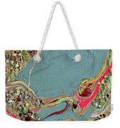 Quest For The Maharaja's Ruby Weekender Tote Bag