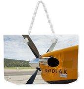 Quest Kodiak Aircraft Weekender Tote Bag