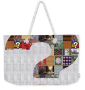 Question Artistic Showcasing Navinjoshi Gallery Art Icons Buy Faa Products Or Download For Self Prin Weekender Tote Bag