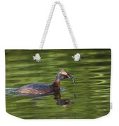 Quick Lunch Weekender Tote Bag