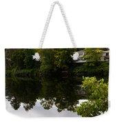 Quiet Lake In The Berkshires Weekender Tote Bag