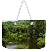 Quiet Rain And Forest Fairies Weekender Tote Bag